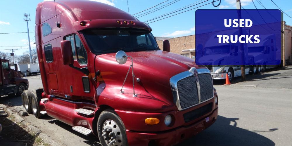 Alpo Used Trucks & Parts, Linden, New Jersey